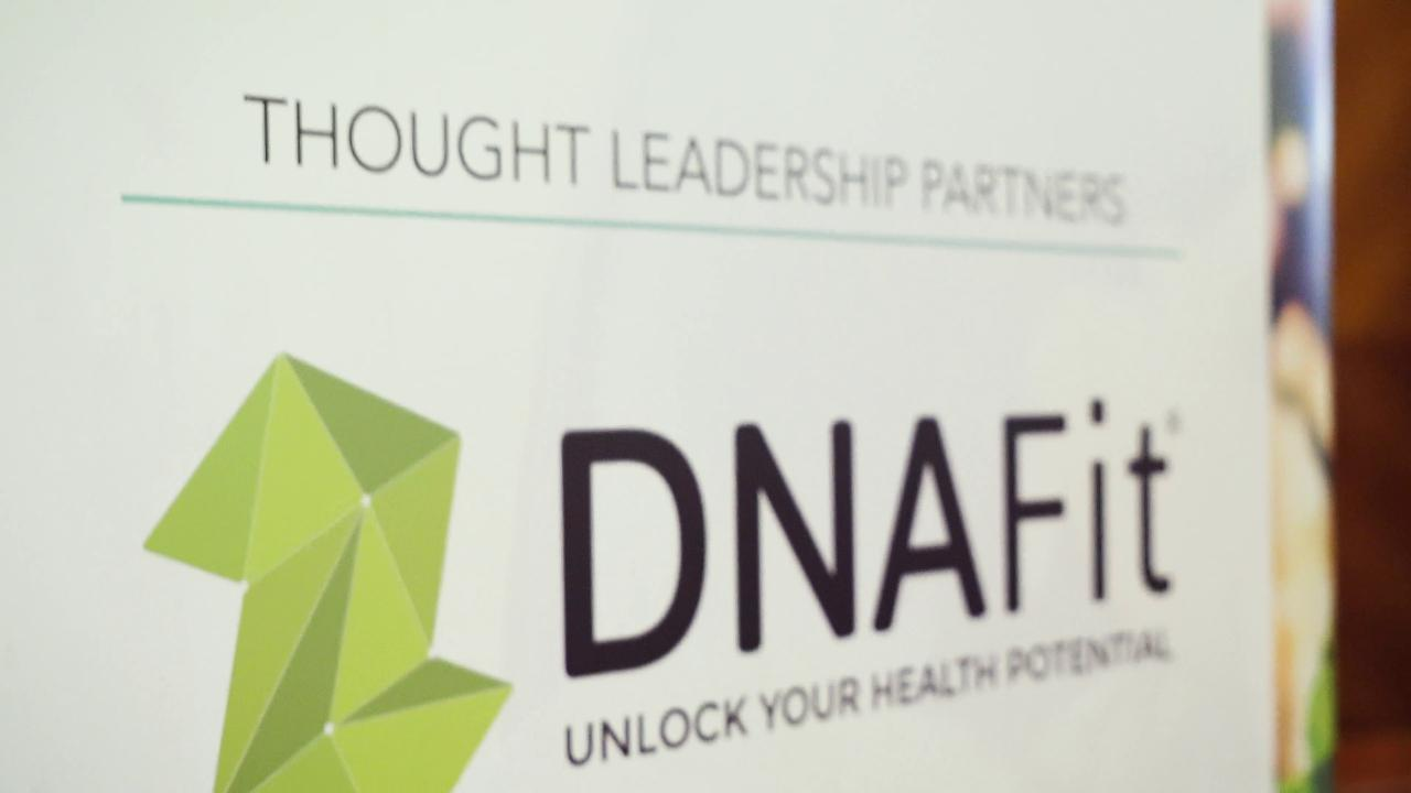 DNAFit at the Personalised Nutrition Innovation Summit