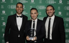 DNAFit wins Innovation of the Year at National Business Awards