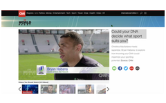 Dnafit media centre for the latest news published articles turkey could your dna decide what sport suits you malvernweather Image collections