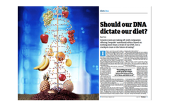 Should Our DNA Dictate Our Diet?