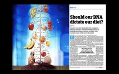 Dnafit mediecenter for de seneste nyheder publicerede artikler should our dna dictate our diet malvernweather Image collections