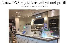 A new DNA way to lose weight and get fit