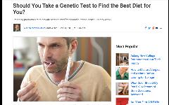 Dnafit mediecenter for de seneste nyheder publicerede artikler should you take a genetic test to find the best diet for you malvernweather Image collections