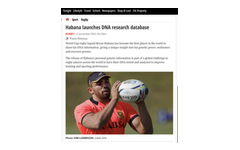 Habana launches DNA research database