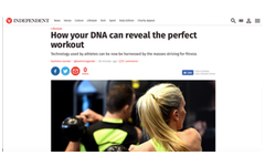 How your DNA can reveal the perfect workout