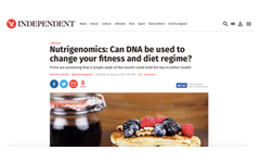 Nutrigenomics: Can DNA be used to change your fitness and diet regime?