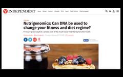 Dnafit mediecenter for de seneste nyheder publicerede artikler nutrigenomics can dna be used to change your fitness and diet regime malvernweather Image collections